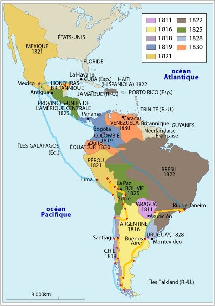 Bresil Mexique Carte.Carte Et Parcours The Little Big Adventure 2 In Latin America